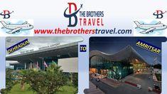 The Brothers Travel Direct Flights, Best Flights, Bus Tickets, Train Tickets, Train Ticket Booking, Book Flight Tickets, International Airlines, Dehradun, Amritsar