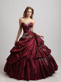 Tinto vestidos de 15 años