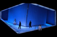 stage design: Peter Mussbach
