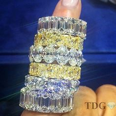 #FewOfOurFavouritePosts this time to when our @the_diamonds_girl had a stack of fabulous diamonds from @ns_diamonds back at #JCK2015! #FOOFP #LuxuryJewelleryEvents #YellowLovin