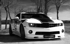 Good looking Camaro