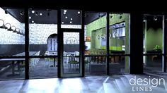 3D Digital Renderings for Durham Restaurant.   Produced by Design Lines Ltd.  www.designlinesltd.com
