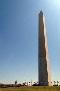 Washington Monument #travel #usa