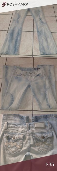 MISS ME JEAN Like brand new condition, size 26, Irene Boot STYLE JPD1021-5 98% cotton 2% elastin Miss Me Jeans Boot Cut