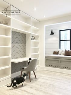 his and hers home office design ideas Office Nook, Home Office Space, Bedroom Office, Home Office Design, Home Office Decor, House Design, Home Decor, Office Ideas, Small Office