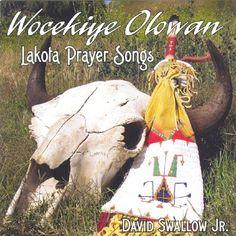 Native American ceremonial music by David Swallow Jr: Lakota Prayer Songs #PrairieEdge
