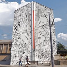 Millo - This World is Sick, Avellino, 2015