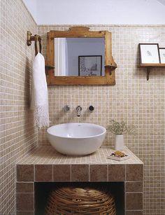 baño rústico ikea - Buscar con Google