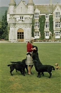 "Balmoral Castle is Queen Elizabeth's ""vacation home"" of sorts, it's located in Scotland and has been owned by the British royal family since 1852. Every year"