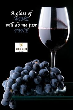 quote about wine