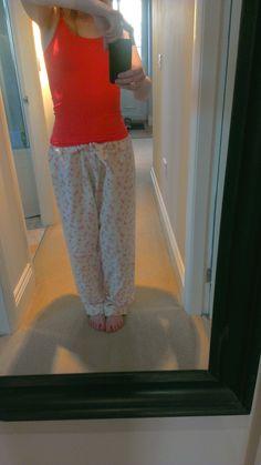 Simplicity Pyjama Trousers (free sewing pattern)