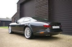 Used 2006 Jaguar XKR for sale in Herts from Seymour Pope.
