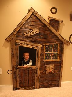 Kids Playhouse Design, Pictures, Remodel, Decor and Ideas - page 16 flush with wall under stair