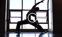This Vinyasa Flow Is Crazy Good  (Video) #Health-Fitness