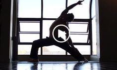 This Vinyasa Flow Is Crazy Good  (Video) #Health-Fitness