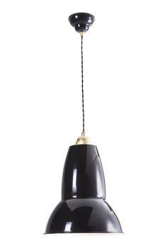 Anglepoise® Original 1227™ Brass Maxi Pendant http://www.atakdesign.pl/pl/p/Original-1227-Brass-Maxi-Pendant-lampa-wiszaca/3036