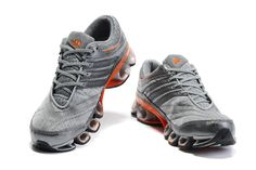 Adidas Titan Bounce Cool Grey Orange G12845