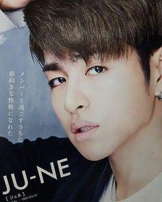 «iKON featured on Haru Hana Magazine (Japan) - A  #iKON #Junhoe»