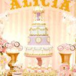Pink Carousel Birthday Party on Kara's Party Ideas   KarasPartyIdeas.com (2)