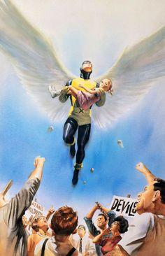 Angel by Alex Ross