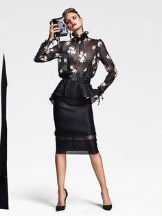 Ronald van der Kemp | Fall 2016 Couture Collection | Vogue Runway