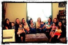 Ladies with Babies!