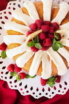 This Nothing Bundt Cakes White Chocolate Raspberry Cake Copycat tastes just like the popular bakery version! Creamy, flavorful, easy to make at home! Rasberry Cake, White Chocolate Raspberry Cake, Bunt Cakes, Cupcake Cakes, Cupcakes, Chocolate Bunt Cake, Chocolate Chocolate, Nothing Bundt Cake Copycat Recipe, Nothing Bundt Cakes