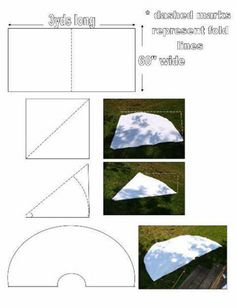 Pretty sure this is how i did my Teepee (of which photobucket has stolen my pictures of....) and used either shower rings or curtain rings for the poles. If you didnt want to use that you could double the fabric where the poles are going, sew a seam then slide the poles in (at least they wont slide everywhere!