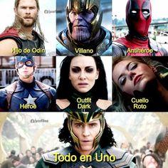 Memes Marvel Y DC - 165