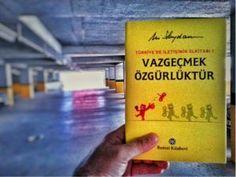 Vazgeçmek Özgürlüktür ( Kitap Tavsiye ) #kitap #tavsiye #canerbabatas