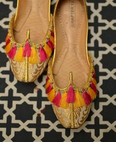Pakistani khussay by Chapter Punjabi Jutti Style - ladies shoes of Punjab CLICK Visit link above to see more. Get your punjabi jutti today. Bridal Shoes, Wedding Shoes, Fashion Shoes, Fashion Accessories, Indian Shoes, High Heels, Shoes Heels, Black Butler, Casual Shoes