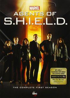 Marvel's Agents of S.H.I.E.L.D. Season 1 (DVD, 2014, 5-Discs) 34.99