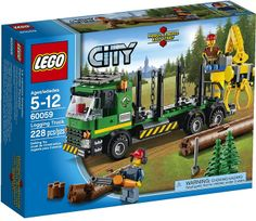 LEGO City: Logging Truck