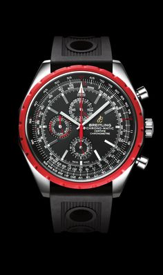 BREITLING chronomatic mens chronograph - #breitling #menswatch #chronograph #watches #menswear