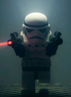 Star Wars, Lego's and Photography - Stormtrooper - We don't need to see his identification. Lego Star Wars, Star Wars Toys, Star Wars Art, Legos, Lego Lego, Jouet Star Wars, Aniversario Star Wars, Lego Stormtrooper, Starwars Lego