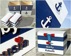 Kubuś jeszcze chodził był w brzuchu, kiedy jego mama, Pani Aneta, zamówiła zestaw pudełek i...