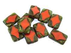 Happy Mango Beads - Czech Glass Beads 15mm  (CZ73), $6.00 (http://happymangobeads.com/czech-glass-beads-15mm-cz73/)