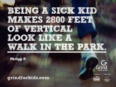 Grind For Kids....all money raised goes to B.C. Children's Hospital Foundation :)