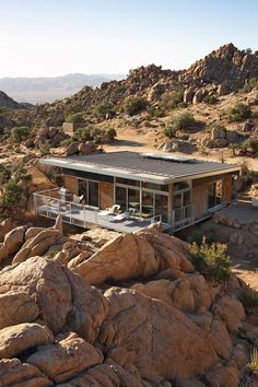 high desert near Joshua Tree National Park - Weekend Cabin isn't necessarily about the weekend, or cabins. It's about the longing for a sense of place, for shelter set in a landscape…for something that speaks to refuge and distance from the everyday. Nostalgic and wistful, it's about how people create structure in ways to consider the earth and sky and their place in them. It's not concerned with ownership or real estate, but what people build to fulfill their dreams of escape...
