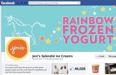 Oh Dear, The Ads For Jeni's Splendid Rainbow Frozen Yogurt Look Surprisingly Big And Gay
