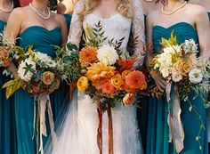 Top 10 Most Pinned Wedding Bouquets