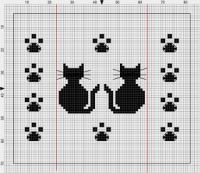 Thrilling Designing Your Own Cross Stitch Embroidery Patterns Ideas. Exhilarating Designing Your Own Cross Stitch Embroidery Patterns Ideas. Cat Cross Stitches, Cross Stitch Charts, Cross Stitch Designs, Cross Stitching, Cross Stitch Embroidery, Embroidery Patterns, Cross Stitch Patterns, Crochet Cross, Crochet Chart