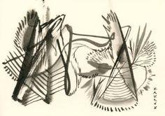 "Saatchi Art Artist Donald Lee; Drawing, ""Mind Forms Ink Art - 201708071900"" #art"