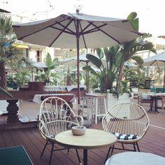 BATUAR EL RESTAURANTE & BAR DEL HOTEL COTTON HOUSE EN BARCELONA | Saltando en la cama