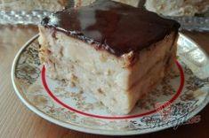Banánový dezert bez pečení za 15 minut | NejRecept.cz Tiramisu, Cheesecake, Pie, Ethnic Recipes, Food, Internet, Whipped Cream, Top Recipes, Bakeware