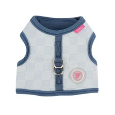Pinkaholic New York Light Blue Clement Pinka Harness, Medium *** Learn more by visiting the image link. (This is an affiliate link) #CatsStuff