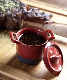 Garnuszek z pokrywką 0,052 l   REVOL, Belle Cuisine Eclipse