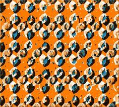 Abstract pattern copyright Gaby Braun