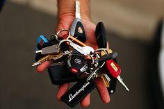 Las llaves de @RAFAMORATETE