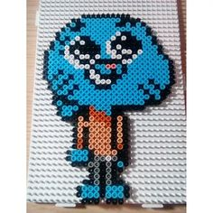 Gumball hama beads by Victoria